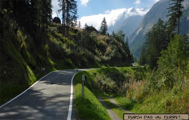 schmale Alpenstraße