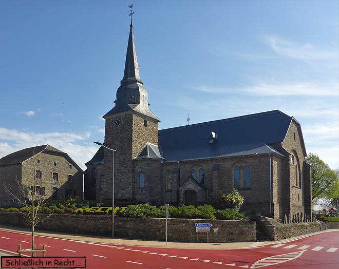 Kirche Recht Belgien