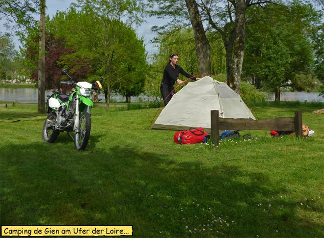 Camping Gien Frankreich