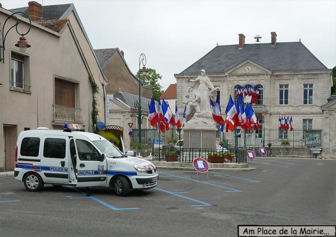 Tag des Sieges Gien Frankreich