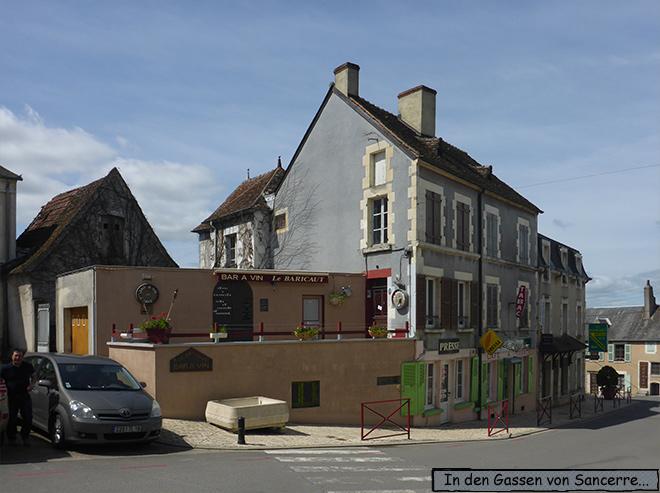 Sauncerre Bar Tabac