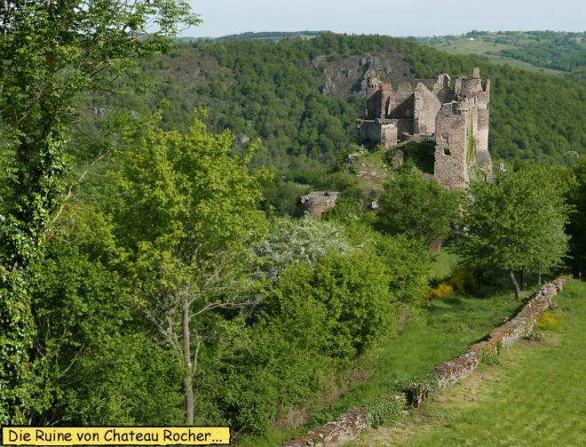 Burg Chateau Rocher