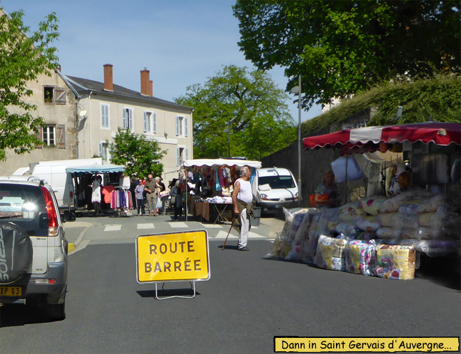 Route Barree