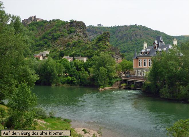 Ambialet Kloster Tarn Schlucht