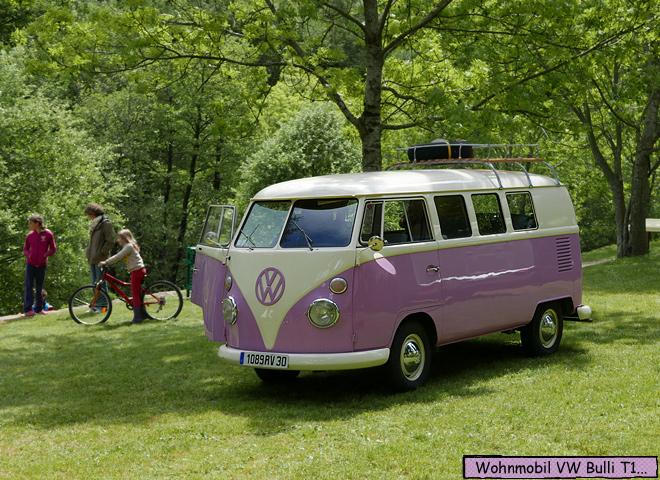 VW Bulli T1 restauriert