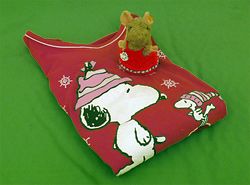 Pieps Snoopy Nachthemd