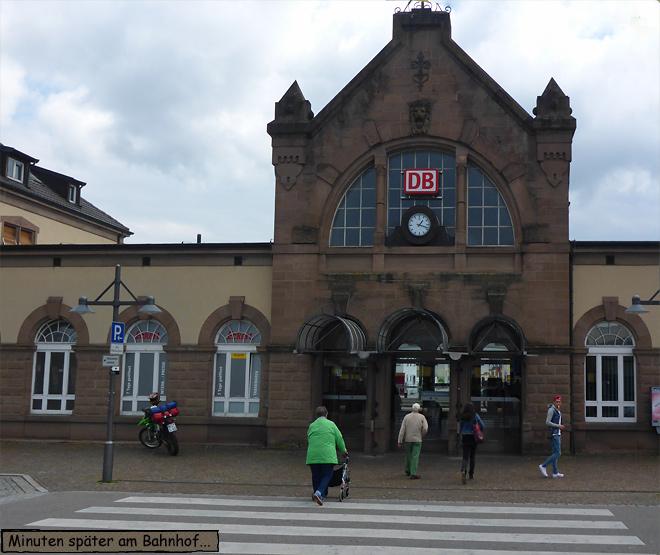 Bahnhof Lörrach