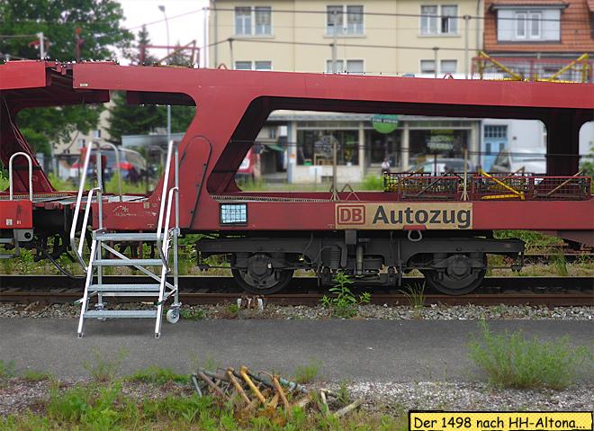 Autozug Lörrach
