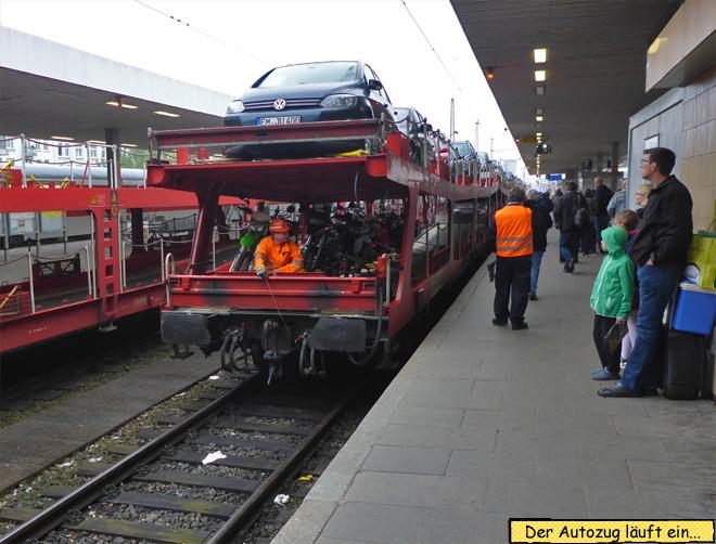 Autozug Hamburg Altona