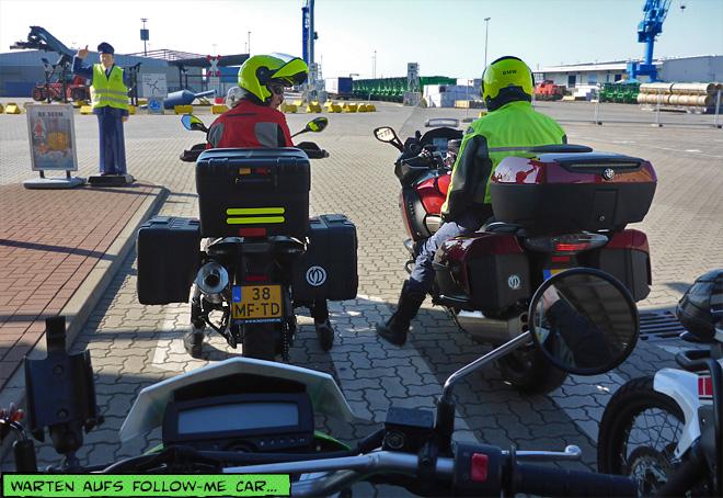 DFDS Seaways Terminal Kiel