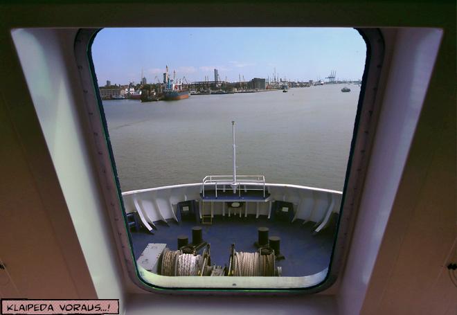 Hafen Klaipeda