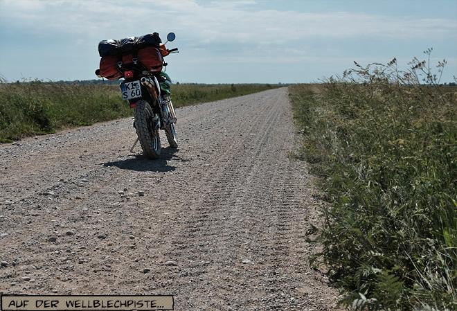 Grenzgebiet Litauen Russland