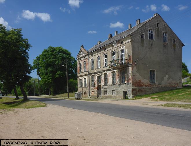 Wohnhaus in Litauen