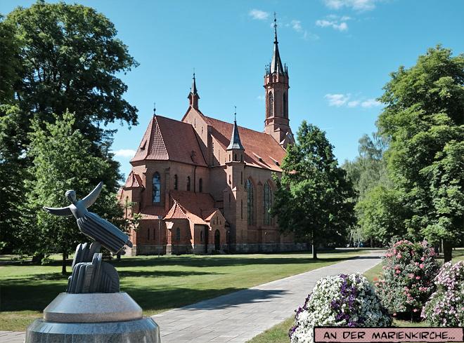 Druskininkai Marienkirche