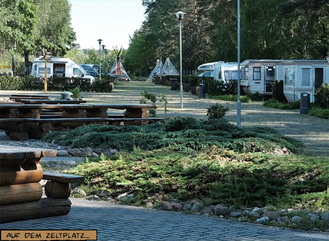 Campingplatz Druskininkai