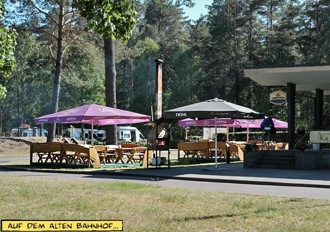 Campingplatz Druskininkai Restaurant