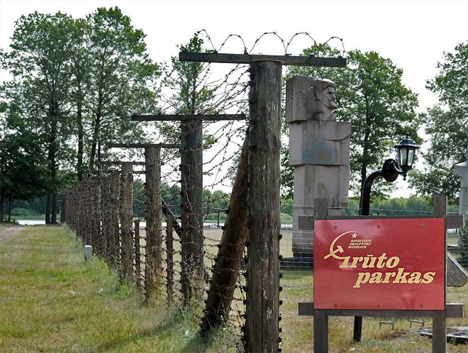 Grutas Skulpturenpark Litauen