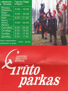 Grutas Park Litauen