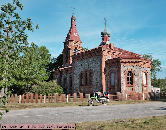 Orthodoxe Kirche in Lettland