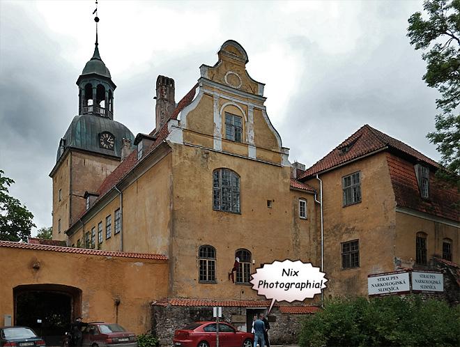 Schloss Lielstraupe Lettland