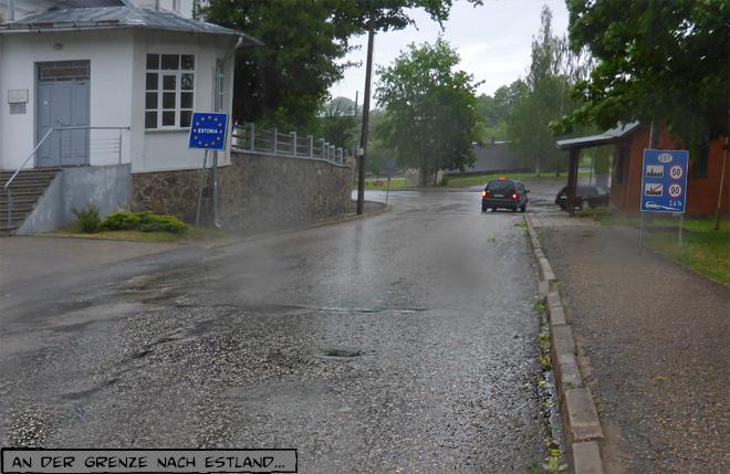 Grenze Estland