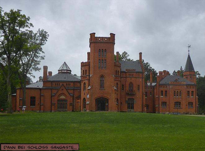 Schloss Sangaste, Estland
