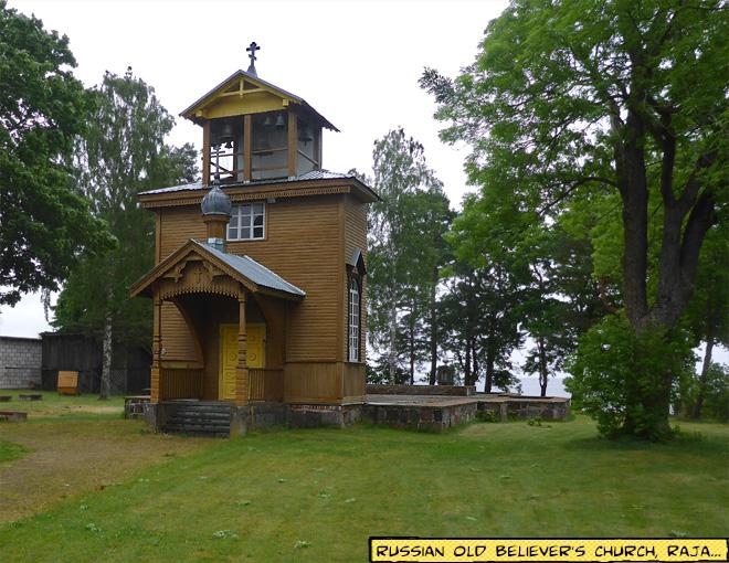Kirche Raja