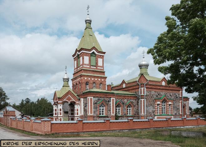 Russische Kirche in Estland