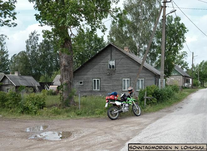 Dorf in Estland