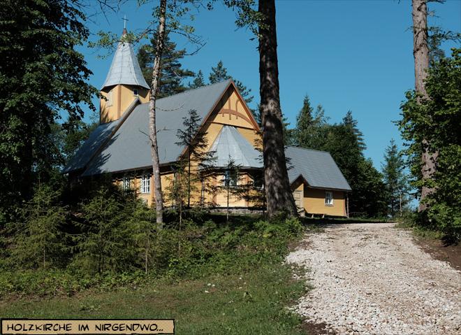 Holzkirche Estland