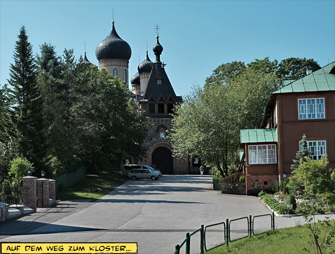 Kloster Kuremäe Estland