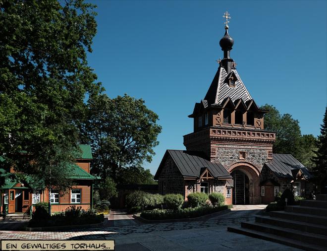 Kloster Kuremäe Torhaus