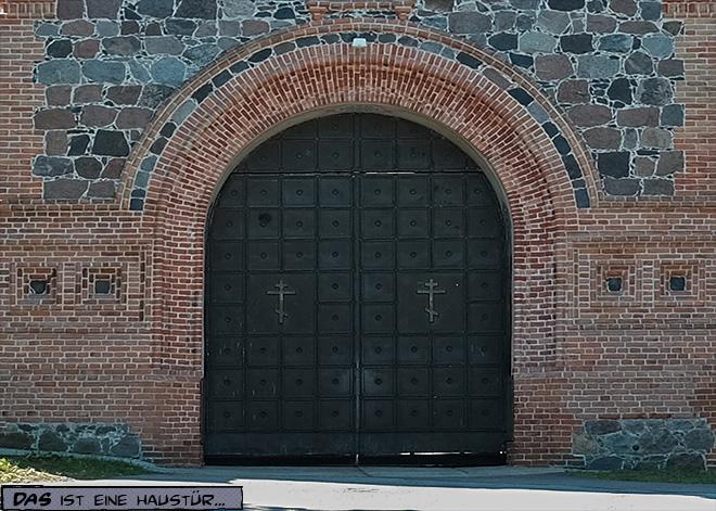 Kloster Kuremäe Tor