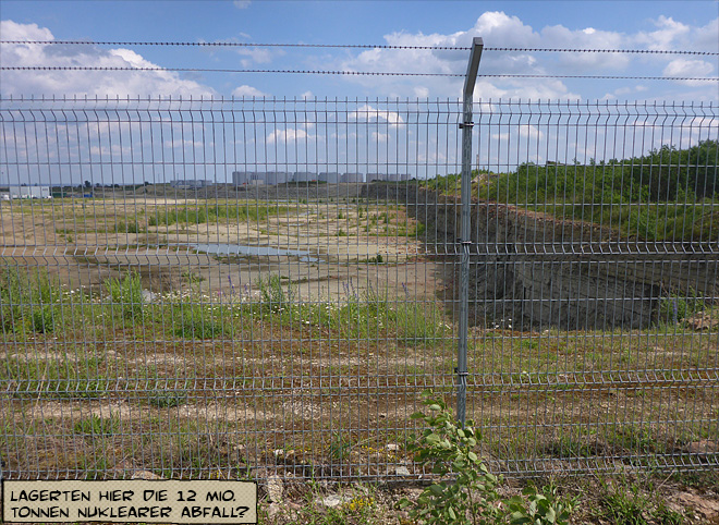 Ehemalige Atomanlage Sillamäe in Estland