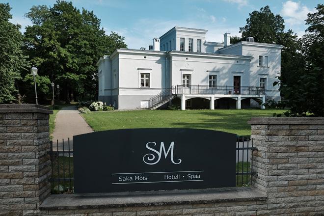 Saka Mois Manor Gutshaus
