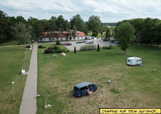 Saka Manor Camping
