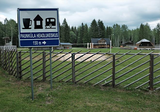 Paunküla Camping Estland
