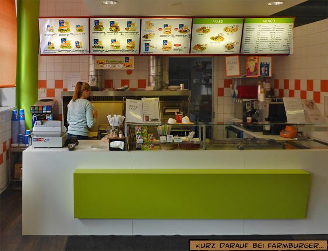 Imbiss Farmburger, Estland