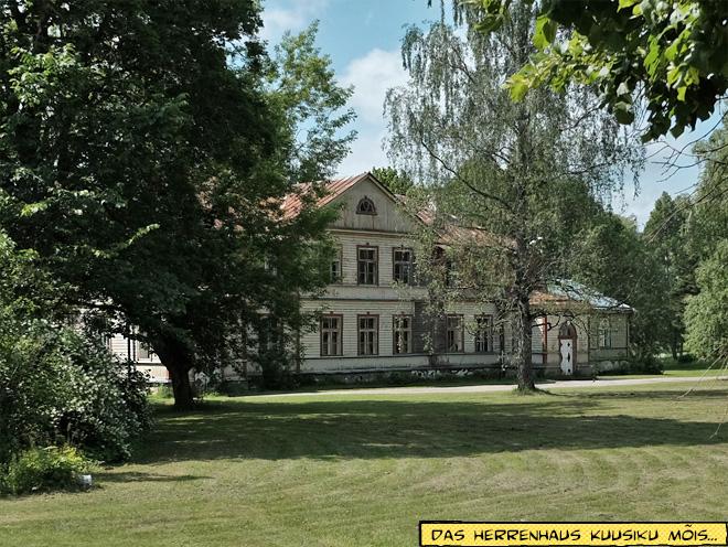 Gutshaus in Estland
