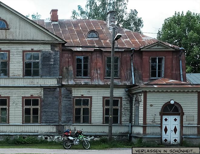 Herrenhaus in Estland