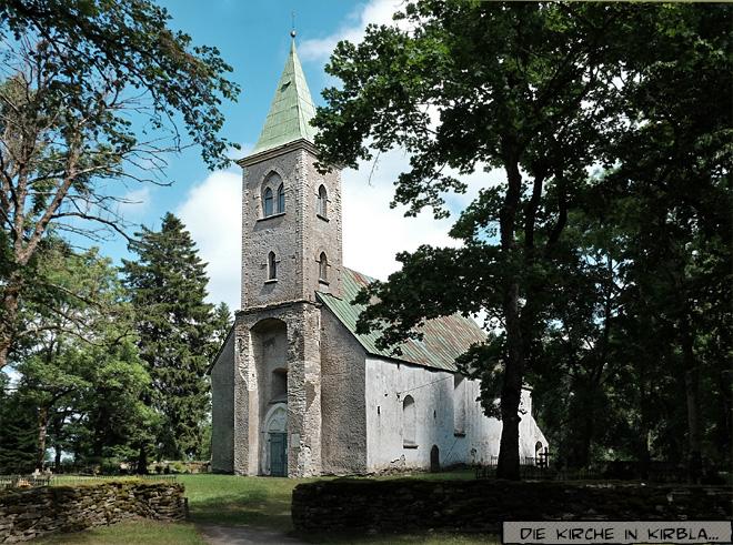 Kirche in Estland