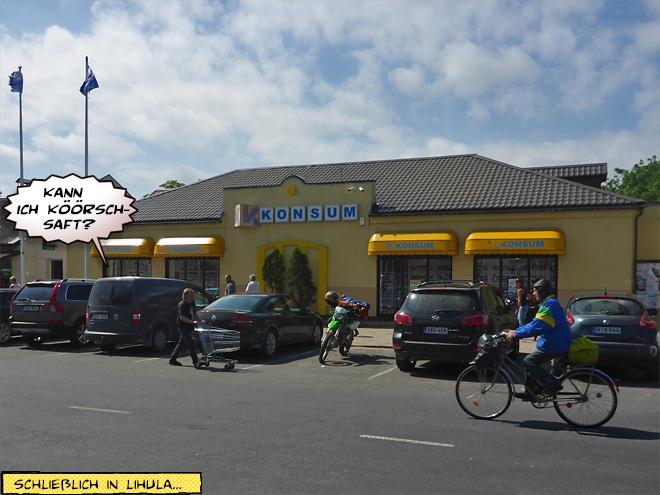 Konsum in Estland