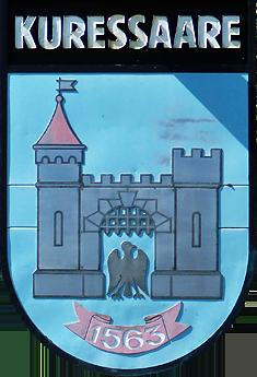 Kuressaare Wappen
