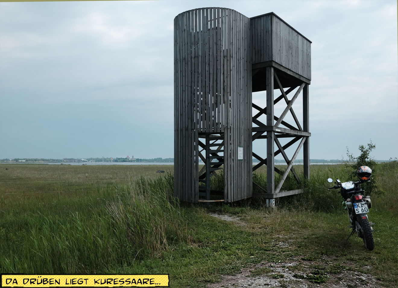 Birdwatch Tower Saaremaa