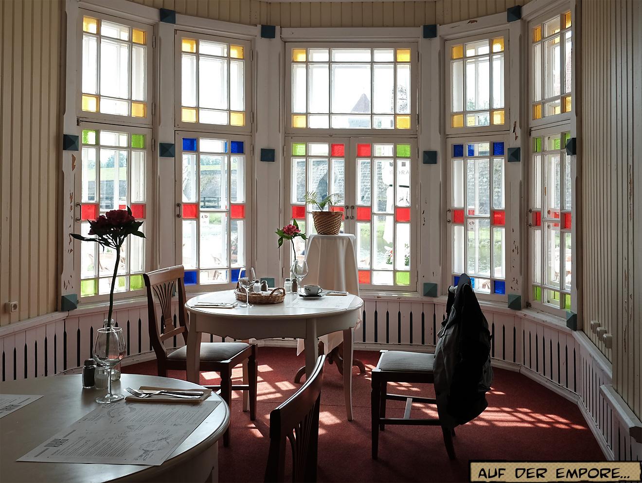 Kurhaus Kuressaare Ku Kuu Restaurant
