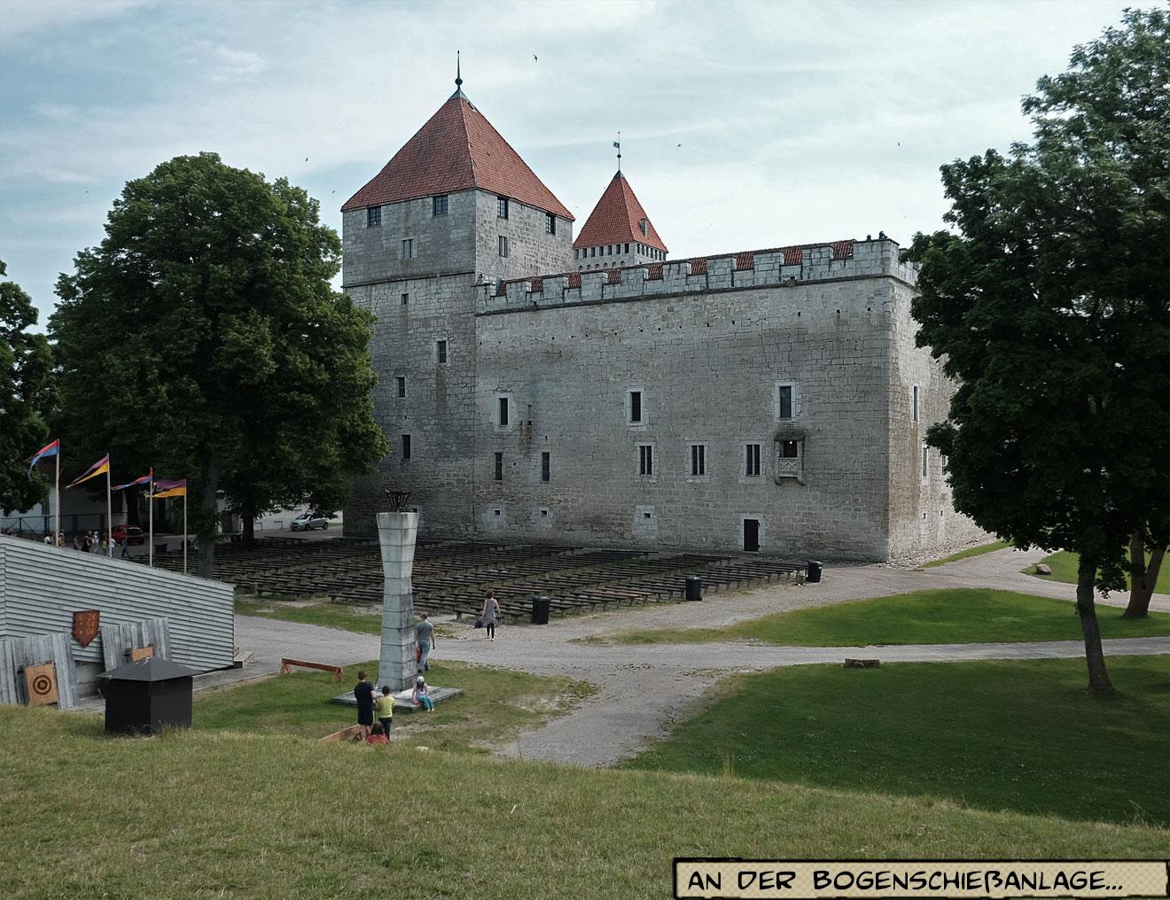 Burghof Kuressaare