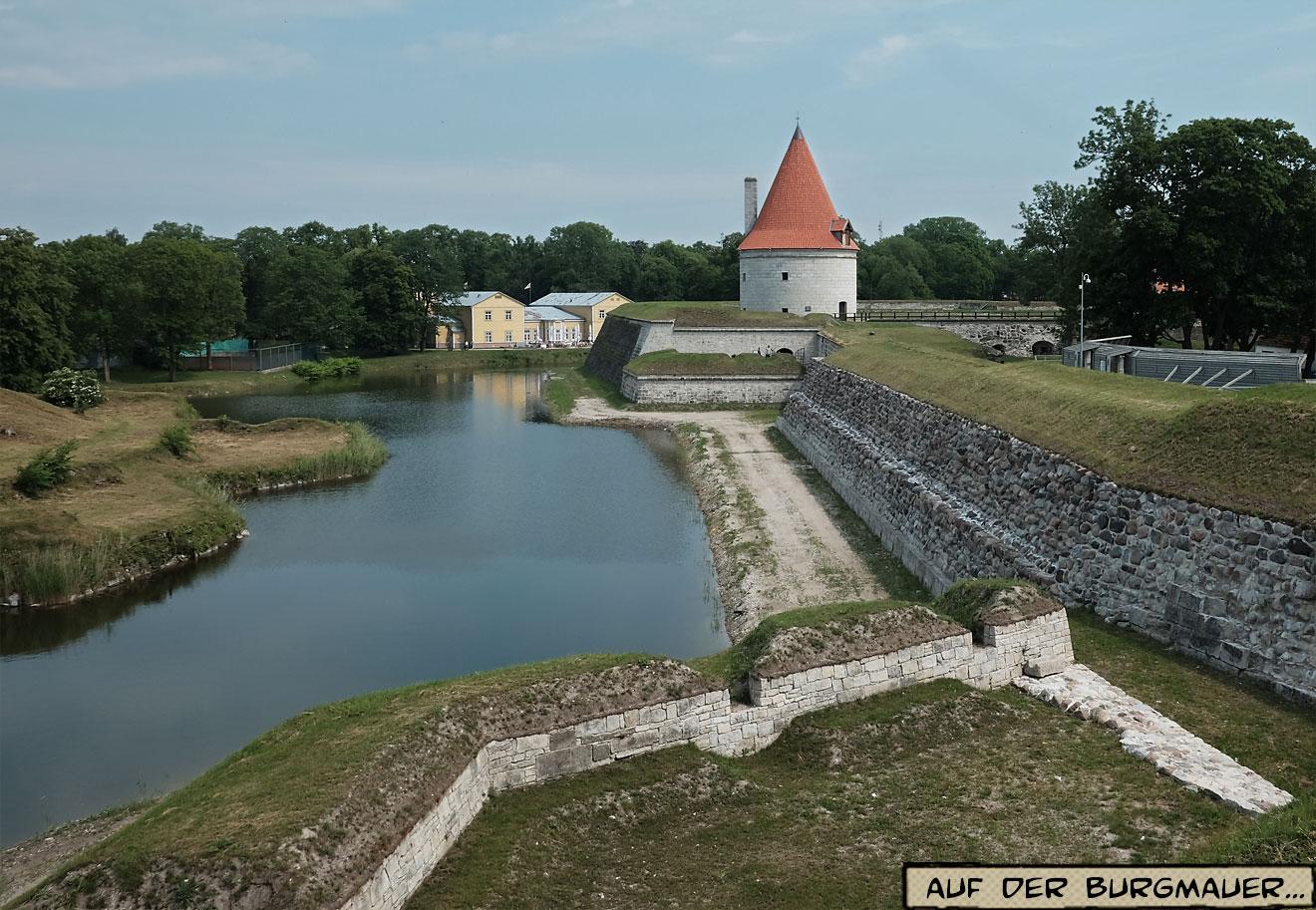 Burg Kuressaare