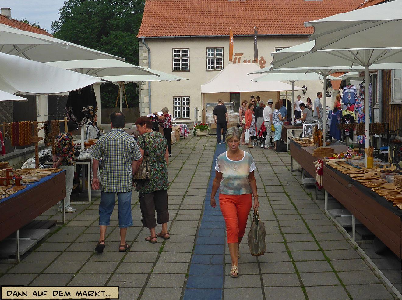 Kuressaare Markt