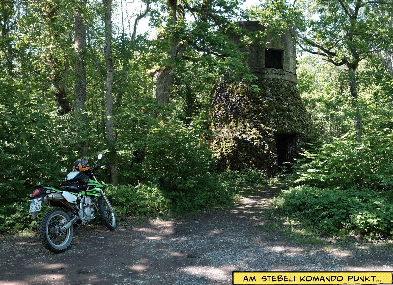 Bunker Stebeli Komando Punkt
