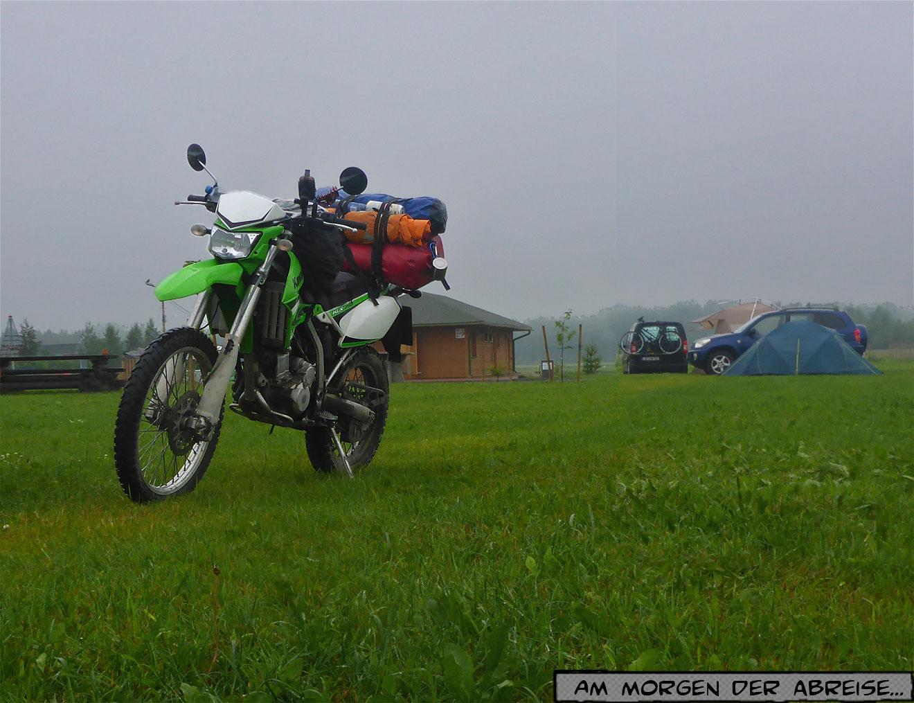 Tankstelle Olerex Estland
